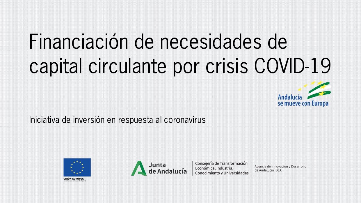 Financiación COVID-19